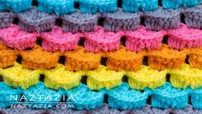 3d Crochet Stitch Naztazia