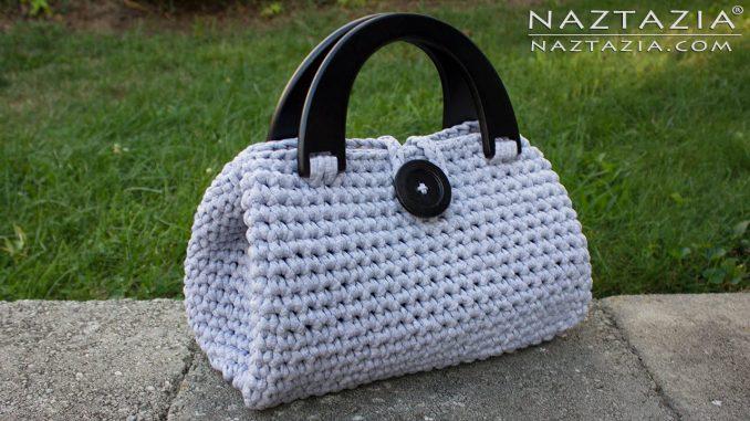 Crochet Casual Friday Handbag