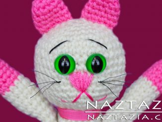 Crochet Cat Amigurumi Toy Kitten