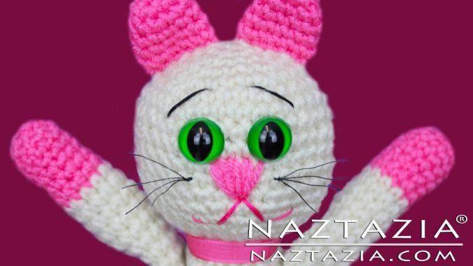 Crochet Cat Amigurumi Toy Kitten