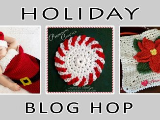 Showcase Holiday Blog Hop with American Crochet