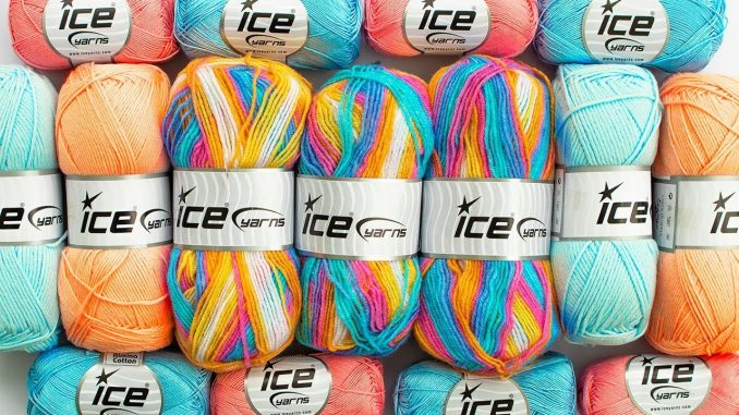Ice Yarns Review and Unboxing