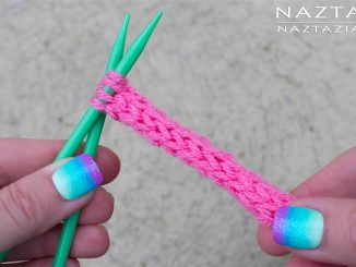 Learn How to Knit an I-Cord