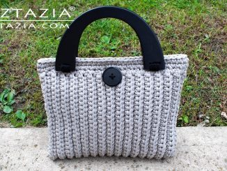 Crochet Lorrie Bag an Easy Handbag Pattern
