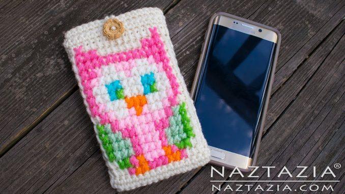 Owl Cell Phone Case Naztazia