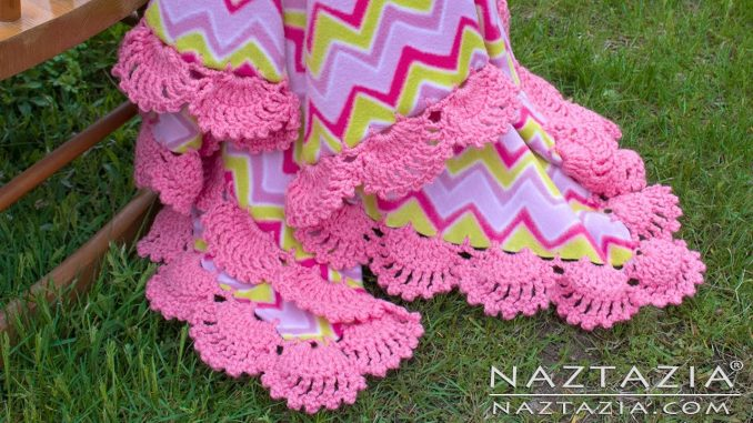 Scallops On Fleece Naztazia