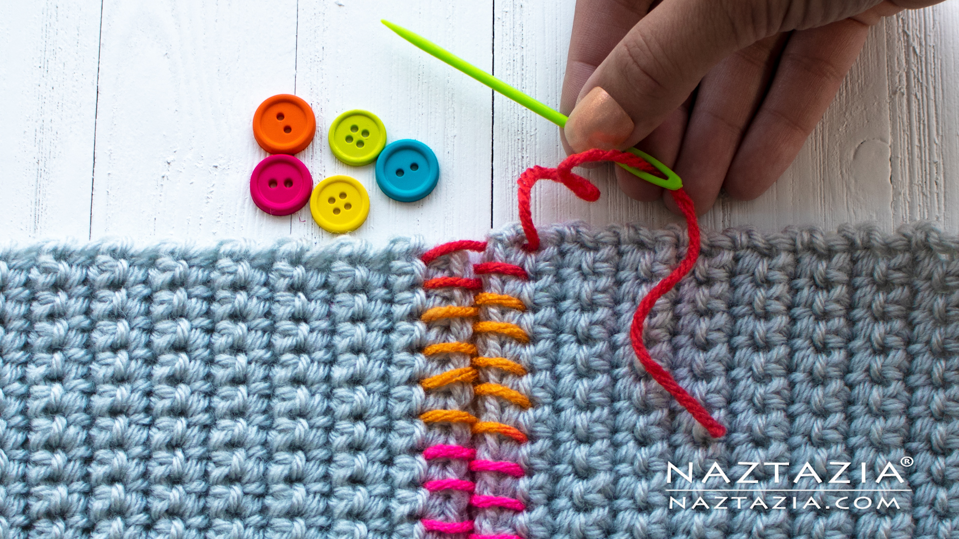 Sewing Tips With Crochet Naztazia