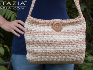 Crochet Sweet Simple Handbag